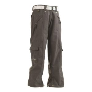 Ride Gatesville Cargo Snow Pants (Heather Twill) - UK 14