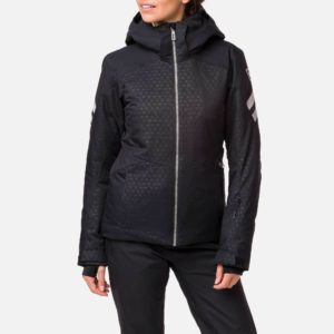 Rossignol Women's Control Ski Jacket - Size 10 UK - Black