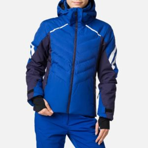Rossignol Women's Courbe Ski Jacket - Size 10UK - Blue