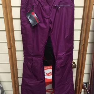 Rossignol Women's Fire Salopettes -Purple- UK 12