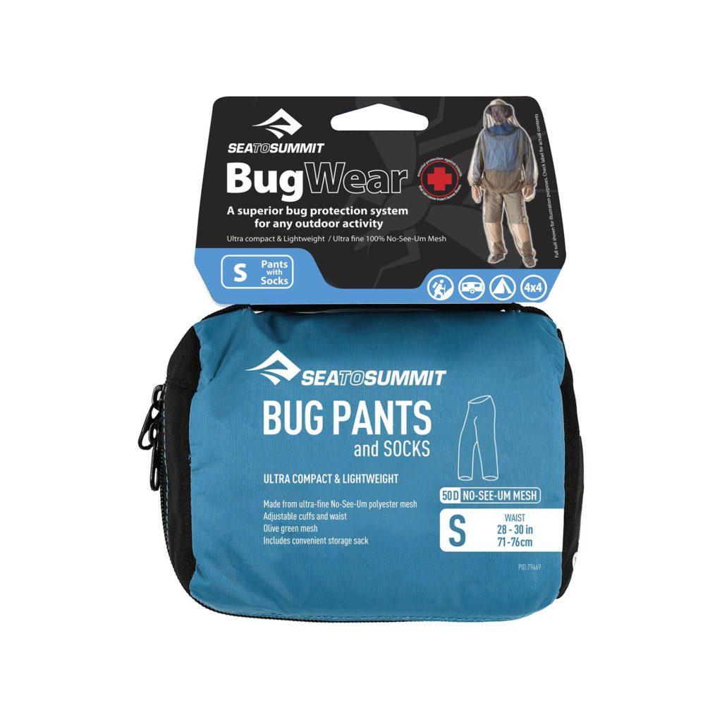 Sea to Summit Bug Pants and Socks