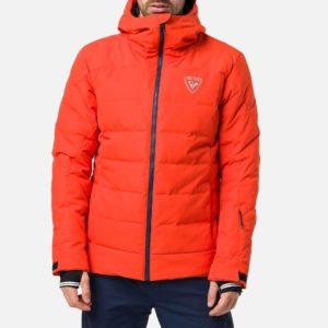 Rossignol Men's Rapide Ski Jacket - Medium - Orange