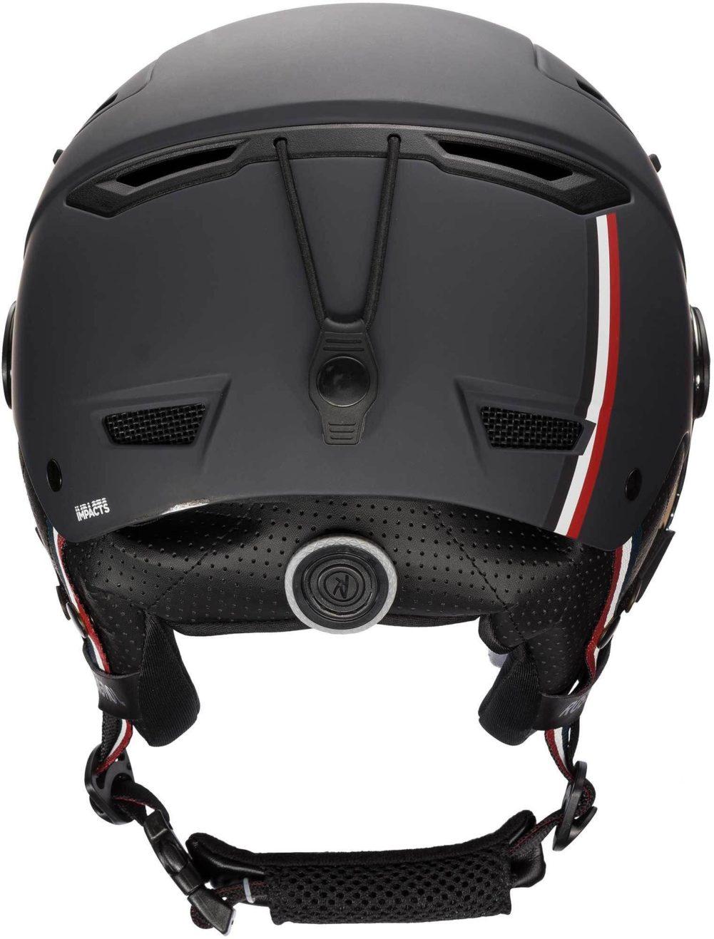 Rossignol Allspeed Visor Impacts Strato Snowsports Helmet
