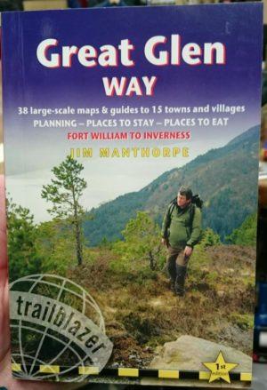 Trailblazer Great Glen Way Book