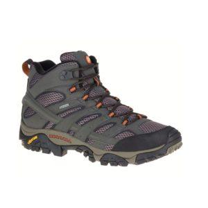 Merrell Men's Moab 2 GTX Mid Walking Boot (Beluga)