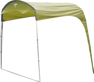 Vango Elite Sun Canopy 5 - Tent Porch Extension - Herbal