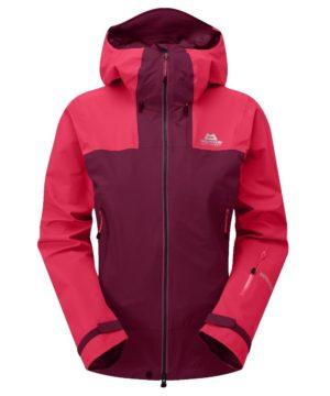 Mountain Equipment Women's Havoc GTX Jacket (Cranberry/Virtual Pink)