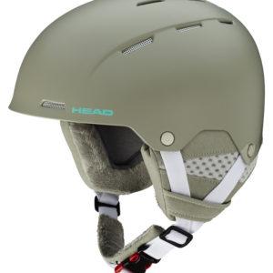 Head Thea Boa Women's Snowsports Helmet - Grey - M/L (56-59cm)
