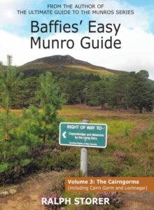 Baffies' Easy Munro Guide Volume 3 By Ralph Storer