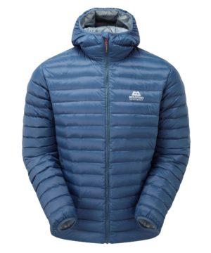 Mountain Equipment Men's Frostline Down Jacket (Denim Blue)