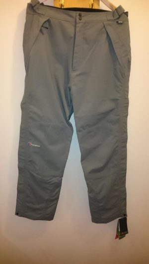 Berghaus Women's Powder Ski Pant - Grey- 14