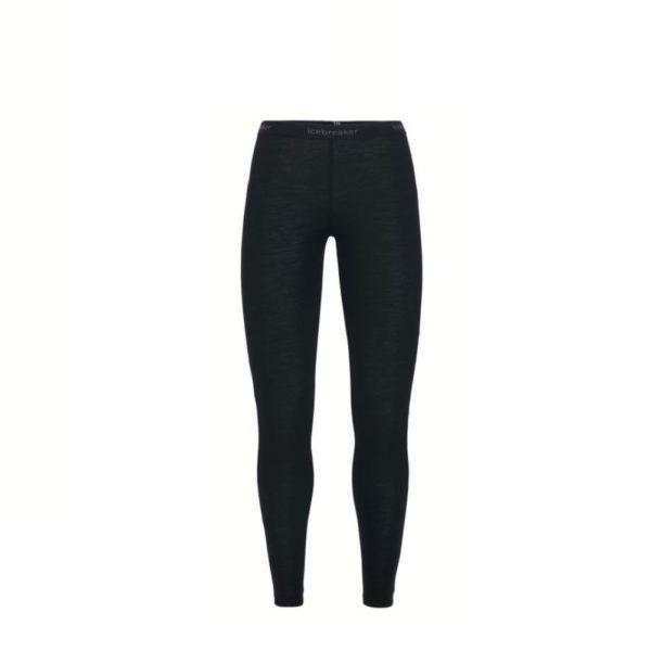 Icebreaker Women's 175 Everyday Merino Leggings (Black)