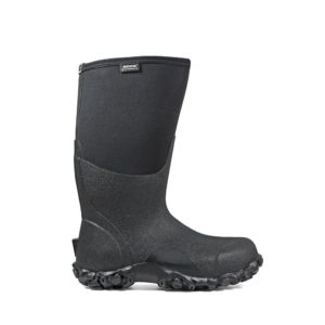 Bogs Men's Classic High Welly Boots (Black)
