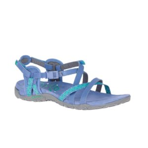 Merrell Women's Terran Lattice II Sandals (Thistle)
