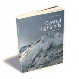 Pocket Mountains Book Central Highlands - Nick Williams