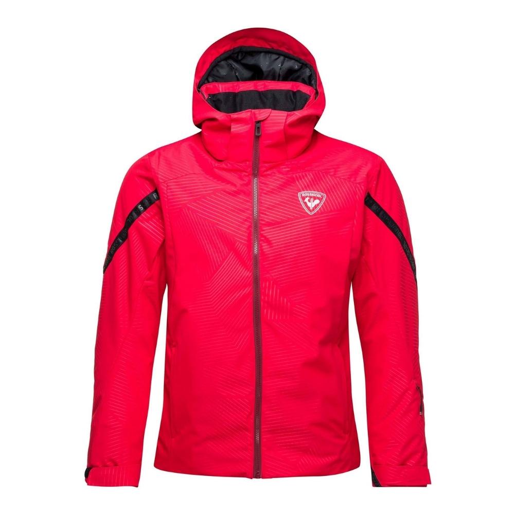 Rossignol Men's Gradian Ski Jacket – Medium – Red