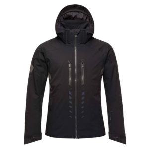 Rossignol Men's Aile Ski Jacket – Medium – Black