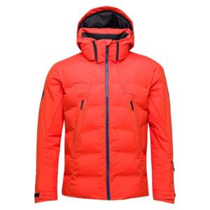 Rossignol Men's Depart Ski Jacket – Medium – Orange