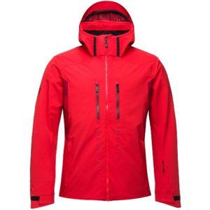 Rossignol Men's Aile Ski Jacket – Medium – Red
