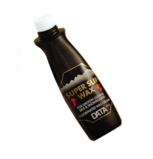 DataWax Super Slip Wax Cream for Skis and Snowboards - 100ml