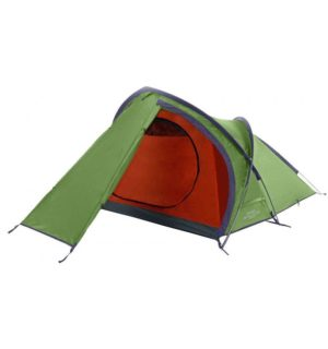 Vango Helvellyn 300 Tent - 3 Person Tent (Pamir Green)