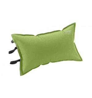 Vango Self Inflating Camping Pillow - Herbal Green
