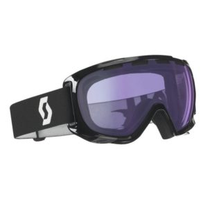 Scott Fix Goggles - Frame Colour Black, Illuminator Lens, Cat 1Scott's iconic and most popular goggle just keeps getting better. With an exceptional field of vision, bold patterns and colorful frames, the Fix is unmatched in performance and style. Black Frame/illuminator Lens. FeaturesHypoallergenic3L UltraSoft Face Foam Optimized helmet compatibilityFrame clips for an improved helmet fitLens TechSpherical Scott OptiView Double LensNo FogTM Anti-Fog Lens Treatment ACS Air Control System for active lens ventingRRP £90 - Selling for £74.99