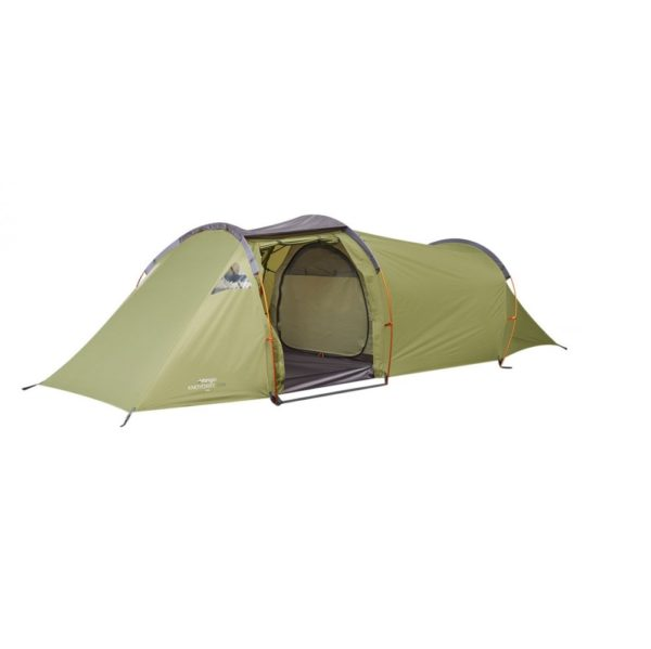 Vango Knoydart 200 2 Person Tent 2019 (Dark Moss)