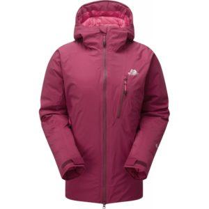 Mountain Equipment Women's Triton WP Down Jacket (Cranberry)