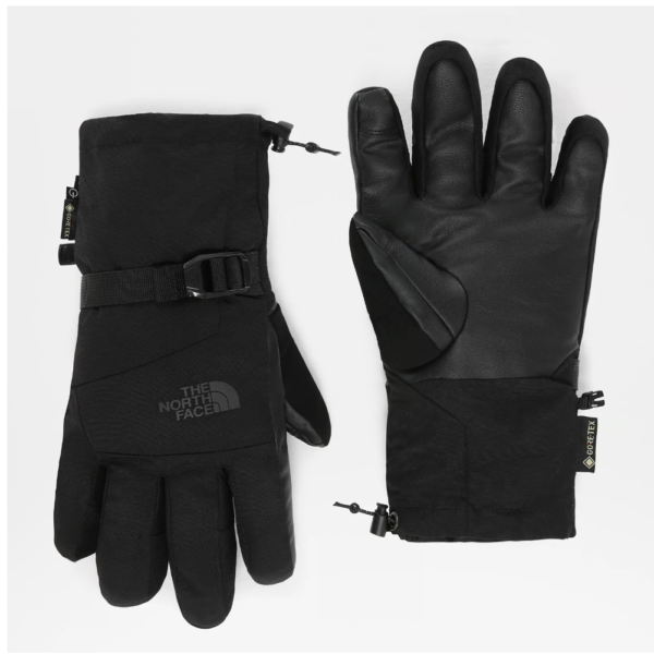 The North Face Men's Montana ETIP GTX Ski Gloves (TNF Black)