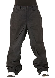 WestBeach Women's Snow pants - black-12