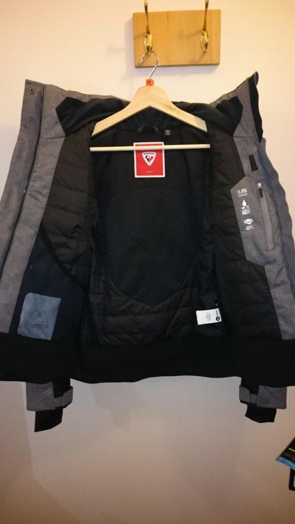Rossignol Women's Ski Bomber Jacket - Heather - UK 10