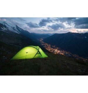 Vango Mirage Pro 200 Tent - 2 Person Tent (Pamir Green)