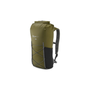 Trekmates Drypack 20 Litre Waterproof Backpack (Dark Olive)