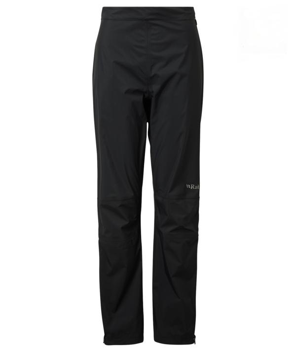 Rab Women's Downpour Plus WP Pants (Black)