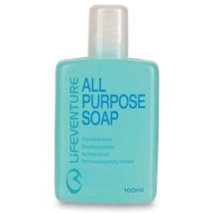Lifeventure All Purpose Soap - 100ml
