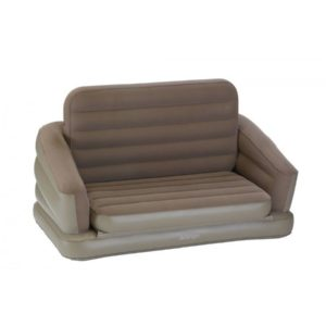 Vango Inflatable Sofabed Double - Nutmeg - Fold out Bed