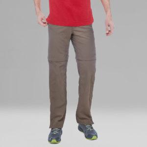 The North Face Men's Horizon Convertible Trousers (Weimaraner Brown)
