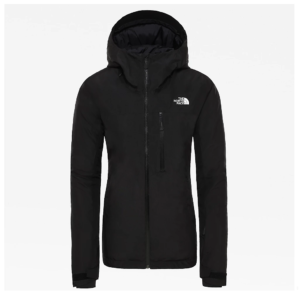 The North Face Women's Descendit Jacket (TNF Black)