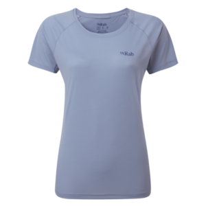 Rab Women's Pulse SS Base Layer (Thistle)
