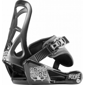 Rossignol Junior Rookie XS Snowboard Bindings - Size 12 - 3 UK