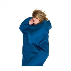 LifeVenture Poly Cotton Sleeping Bag Liner - Mummy