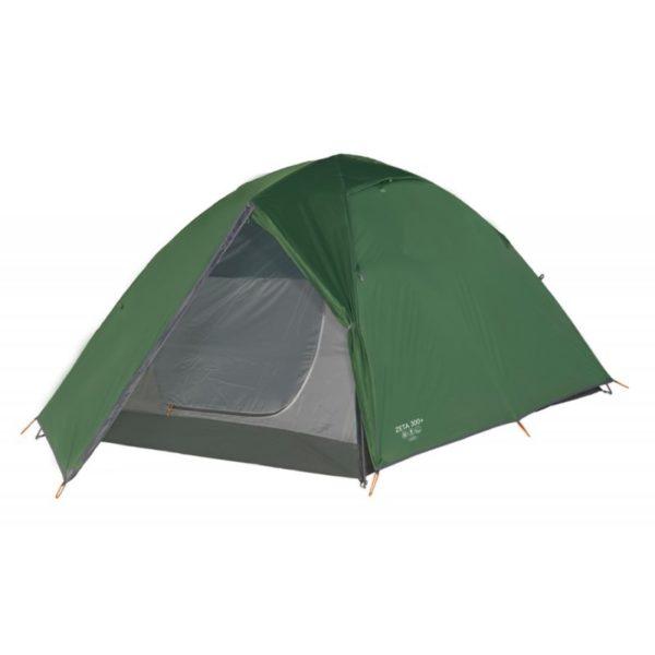 Vango Zeta 300+ Alloy Poled Tent - 3 Person Tent