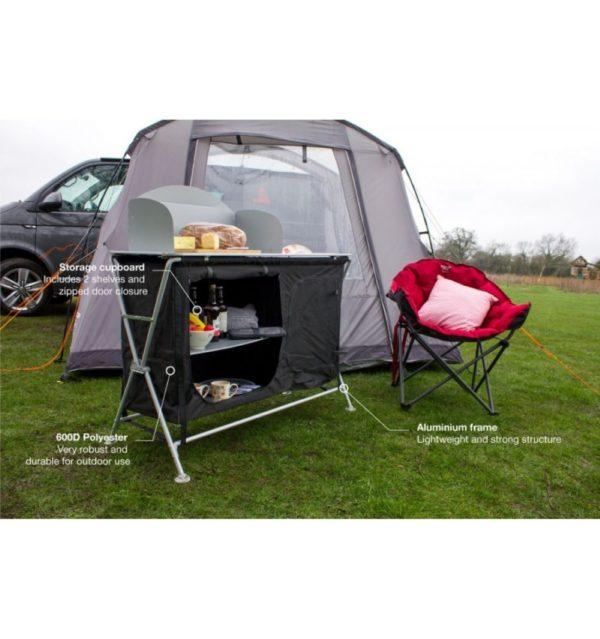 Vango Gastro DLX Camping Kitchen