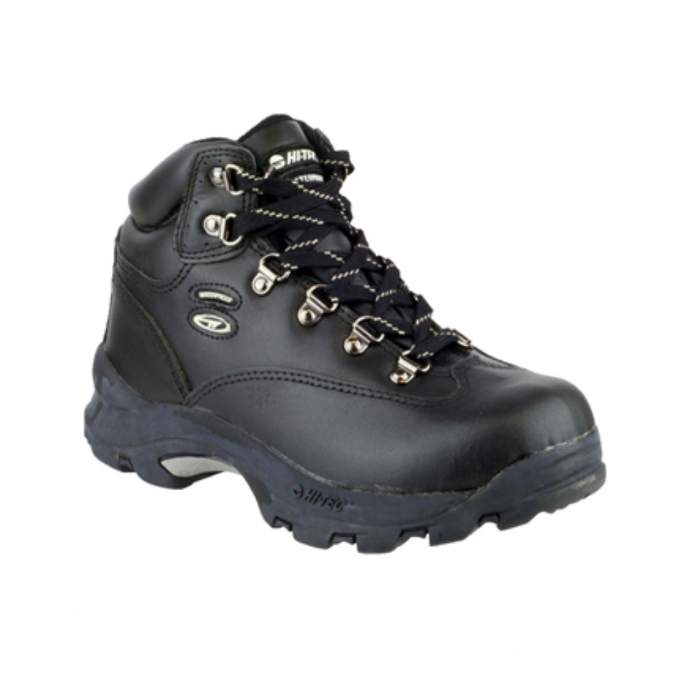 HI-TEC Altitude IV WP JR - Black - Boys Boots