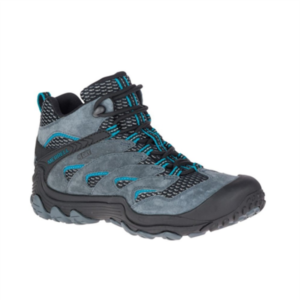 Merrell Men's Chameleon 7 Limit Mid WP Boot (Turbulence)