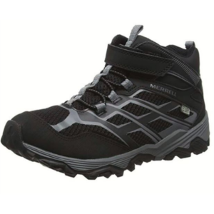Merrell Moab Boys Mid AC Waterproof Hiking Boots