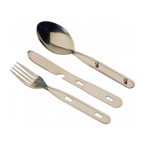 Vango Knife Fork & Spoon Set