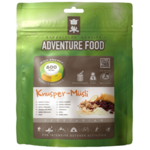 Adventure Food Breakfast Knusper-Musli