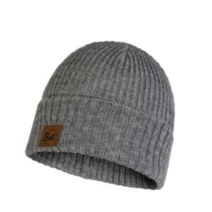 Buff Rutger Melange Grey [Knitted Hat]